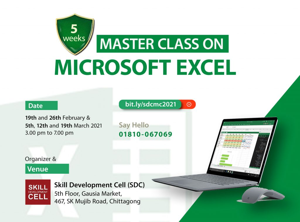 5-Weeks-Master-Class-on-Microsoft-Excel-